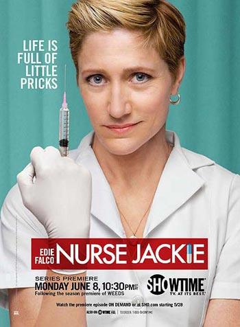 图:喜剧类最佳剧集――《护士当家》