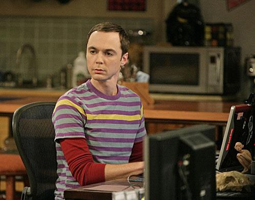 图:喜剧类最佳男主角提名――吉姆-帕森