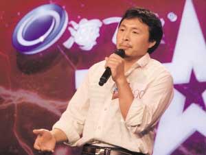 农民歌唱家徐宏东