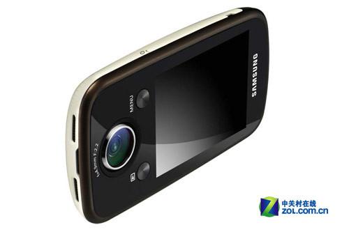 口袋新风潮 三星发布HMX-E10摄像机