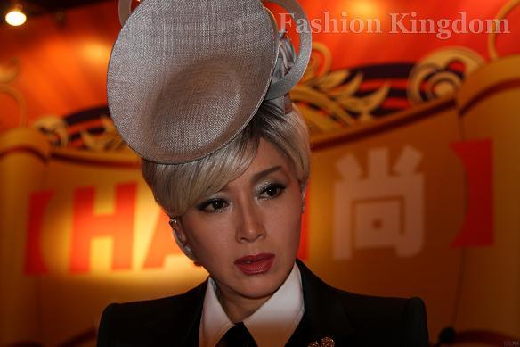 《时尚王国》掀娱乐圈造型时尚 明星纷纷效仿