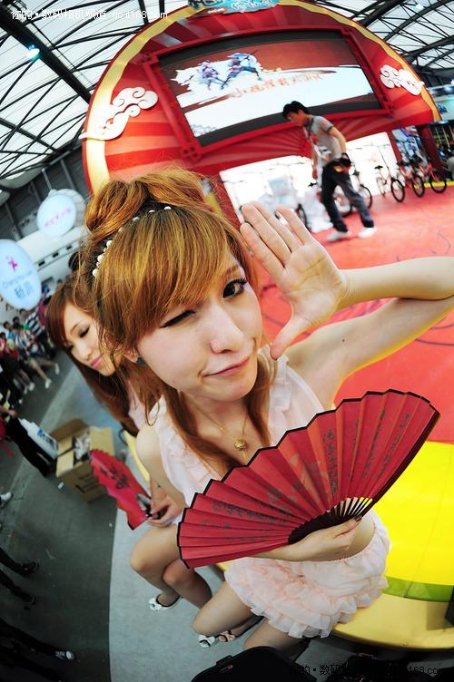 尼康D3s拍摄 Chinajoy showgirl特辑