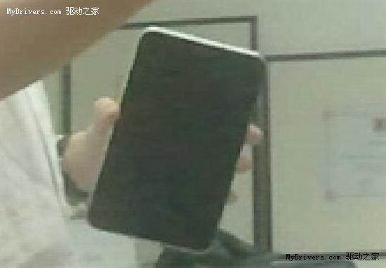 三星Galaxy Tab平板机首张谍照