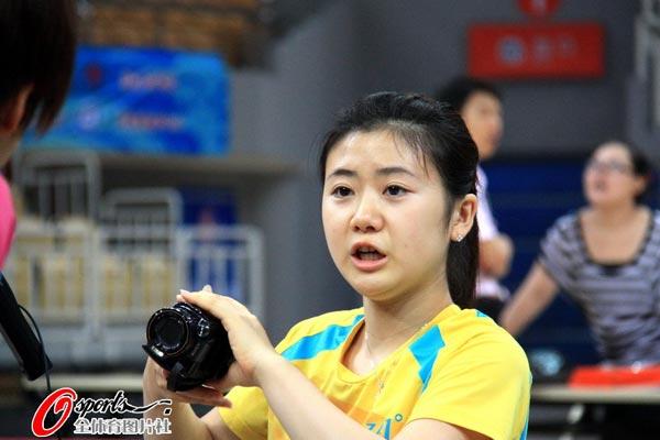 """最美的""""摄影师"""":福原爱"""