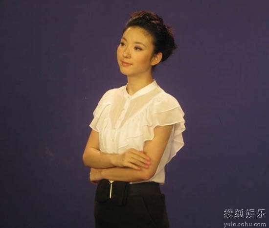 蔡飞雨拍摄《红楼梦》宣传片