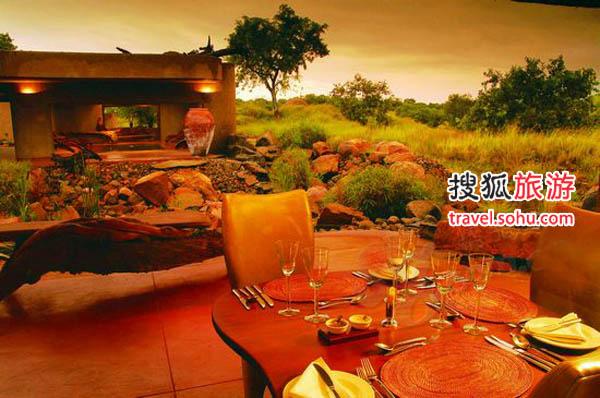 南非和博茨瓦纳的推荐野奢酒店