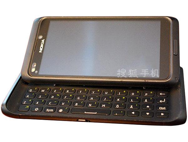 在诺基亚N97、N97 mini两款S60 v5系统的旗舰手机推出之后,诺基亚
