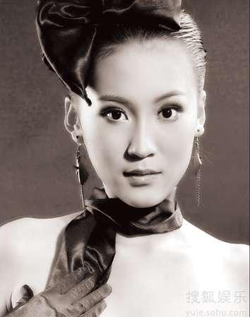 北京模特刘倩图片 北京模特刘倩照片