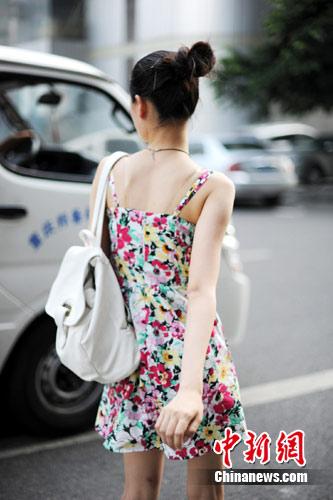 新闻:重庆a新闻组图街头随拍-搜狐美女凹凸美女有致的柔术图片