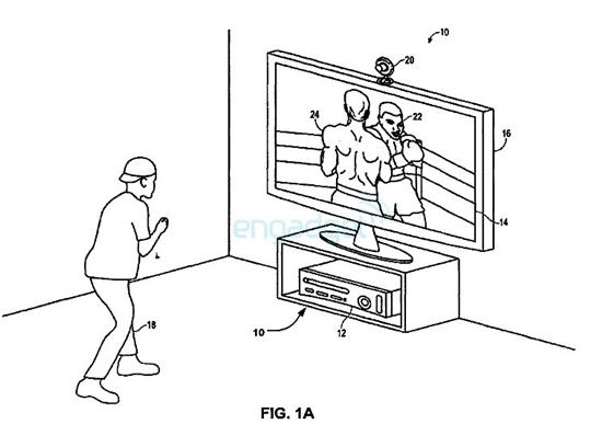 微软Kinect专利曝光:深入了解体感识别
