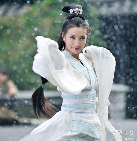 陈好秀汉代舞