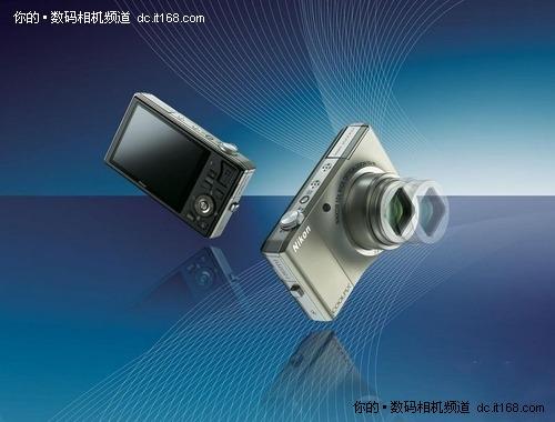 高清视频拍摄 尼康S8000仅售2199元