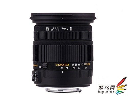 适马发布17-50mm F2.8 EX DC OS HSM