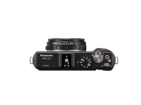 提升画质 松下发布顶级DC新产品DMC-LX5