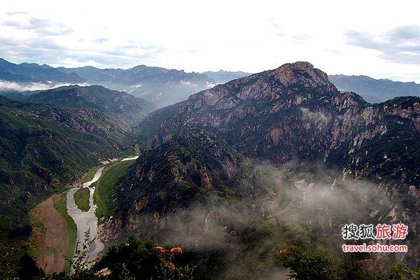 白河大峡谷