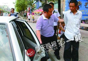 犯罪嫌疑人黄明建在遵义被警方抓获