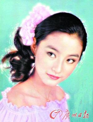 清纯必备:林青霞的眼眸