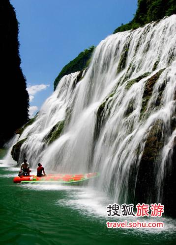 猛洞河漂流与杭州双溪漂流
