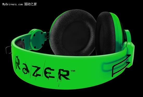 兼顾游戏音乐 Razer推新逆戟鲸耳机