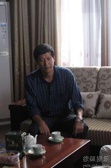 张国强饰演第一书记沈浩