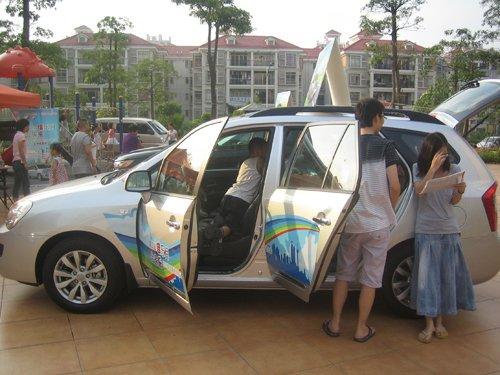 广东合力起亚凤凰城凤馨苑车展圆满结束 汽车之家高清图片