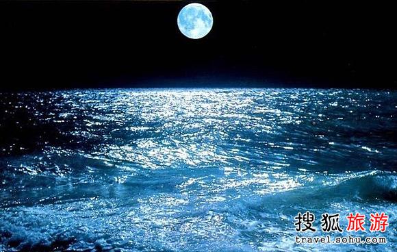 有关中秋月亮的画