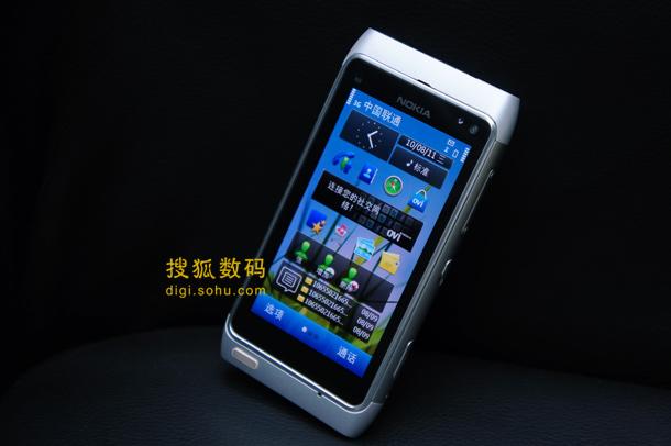 诺基亚N8高清组图 (01)