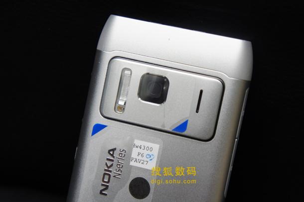 诺基亚N8高清组图 (13)