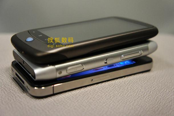 诺基亚N8贴身对比iPhone-4和Nexus-One (6)