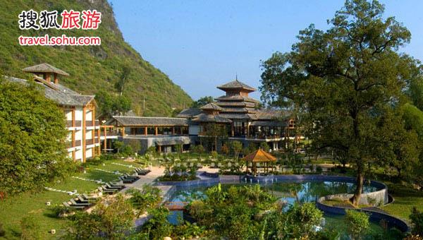阳朔河畔度假酒店