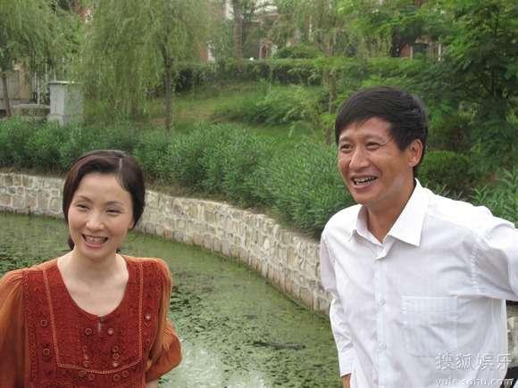 张国强:与陶虹合作终如愿