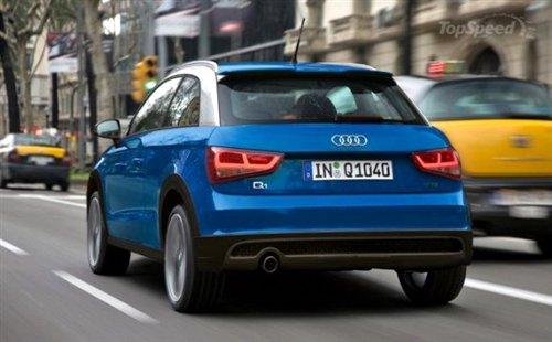 A1 allroad或Q1?奥迪2013年推入门新车 汽车之家