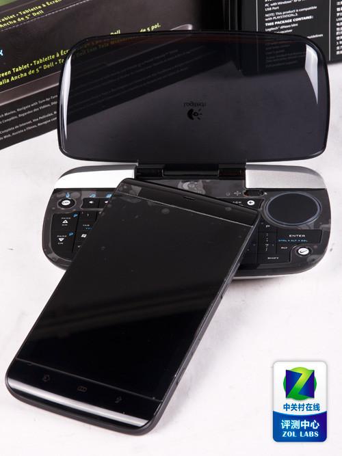 更像平板电脑的Android机 Dell streak图赏