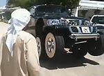 迪拜富豪定制的六驱越野车
