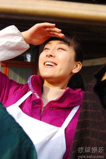 图:《我的美丽人生》主演 - 马苏 饰 王小早
