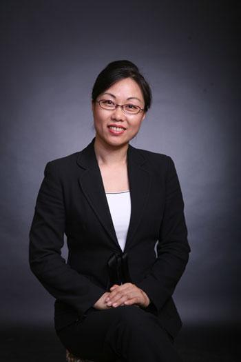 北京西单美爵酒店新任市场销售总监――金秀云女士
