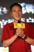 图:搜狐微博总监赵牧到场支持