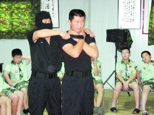 """北京 房山区/8月4日,(北京)房山区上万村,一名12岁的儿童""""被绑架"""",一..."""