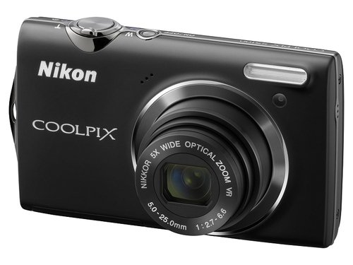 尼康发布新款COOLPIX S5100以及S1100pj