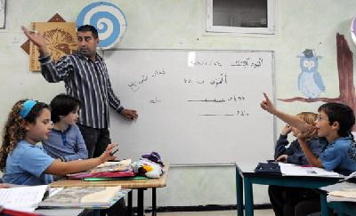 以色列学校课堂内(资料图)-以色列拟在12所校园安装监视系统 被批