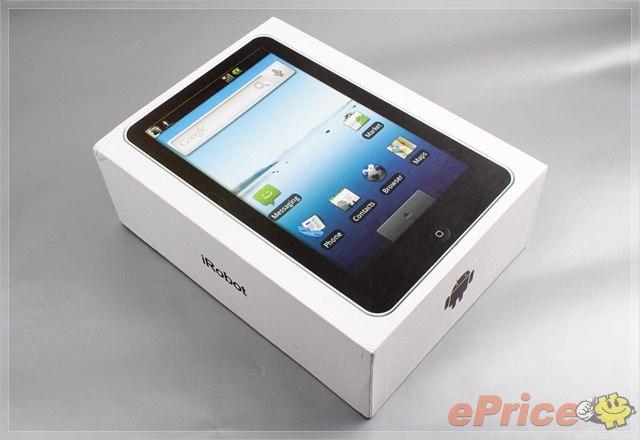 iPad+Android系统 山寨版iRobot图赏