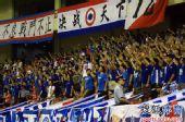 图文:[中超]上海1-0天津 申花魔鬼主场