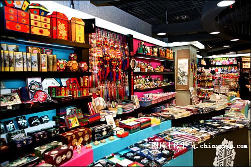 首尔东大门市场小店