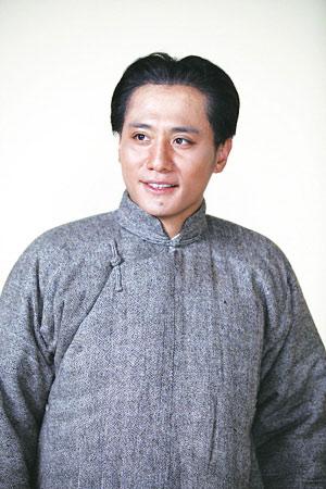 刘烨饰演的毛泽东。