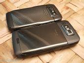 两款另类全键盘手机 诺基亚E73和X5开箱图赏