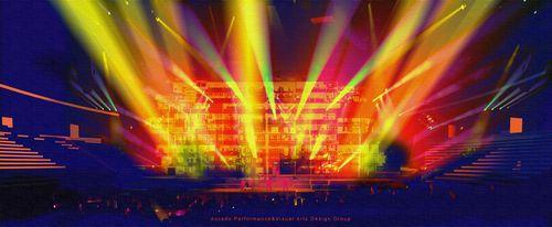 827演唱会舞台气氛图