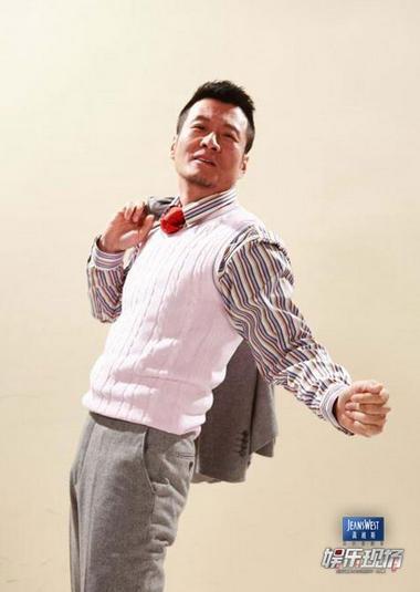观众认识的台湾演员孙兴-孙兴出演剧集超百部 自称相貌酷似鲁迅