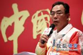 组图:青奥会冠军作客中国之家 蔡振华发表讲话