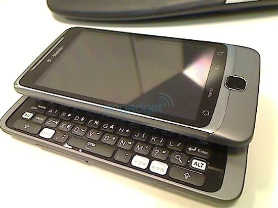 真的G2 首款HSPA+网络Android手机曝光