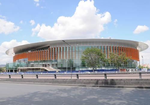 安卡拉体育馆